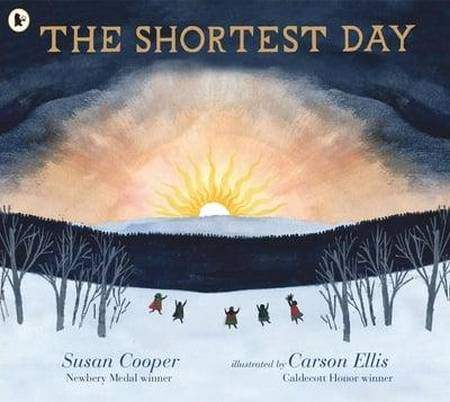 The Shortest Day - Susan Cooper - 9781406394191