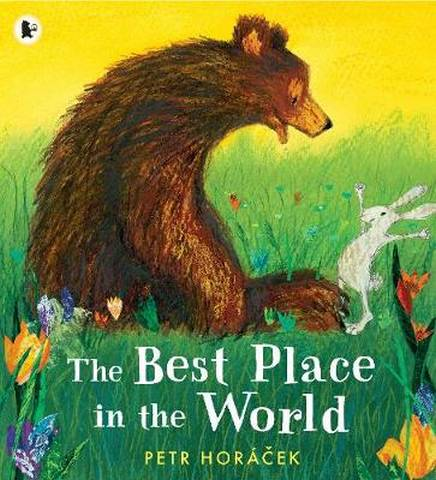 The Best Place in the World - Petr Horacek - 9781406394276