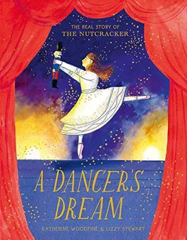 A Dancer's Dream - Katherine Woodfine - 9781471186158