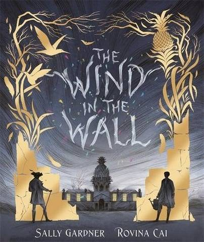 The Wind in the Wall - Sally Gardner - 9781471404986