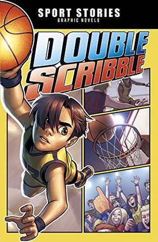 Sport Stories Graphic Novels: Double Scribble - Jesus Aburto Martinez - 9781474784153