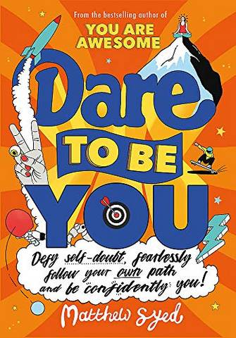 Dare to Be You: Defy Self-Doubt