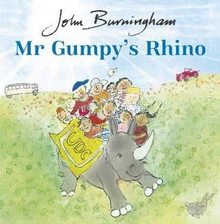 Mr Gumpy's Rhino - John Burningham - 9781782957690