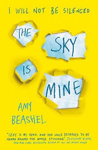 The Sky is Mine - Amy Beashel - 9781786075550