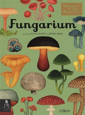 Fungarium - Royal Botanic Gardens Kew - 9781787415355