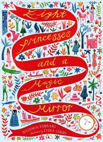 Eight Princesses and a Magic Mirror - Natasha Farrant - 9781788541169