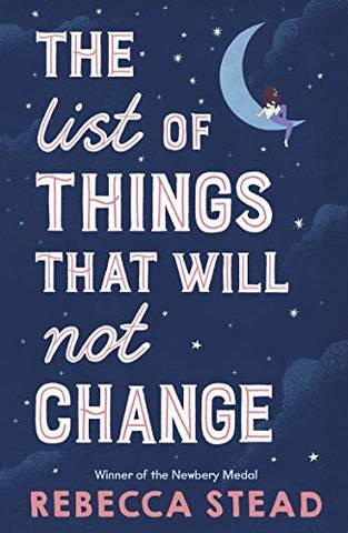The List of Things That Will Not Change - Rebecca Stead - 9781839130458