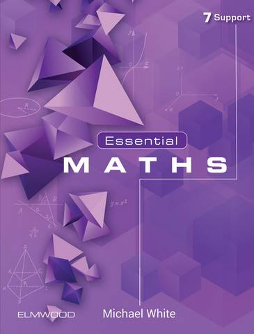 Essential Maths 7 Support (2019) - Michael White - 9781906622749