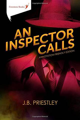 An Inspector Calls: Annotation-Friendly Edition - J.B. Priestley - 9781909608405