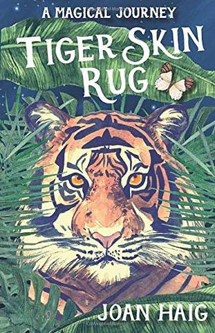 Tiger Skin Rug - Joan Haig - 9781911279648