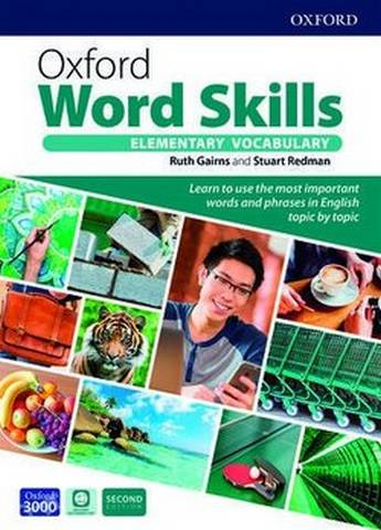 Oxford Word Skills (2nd Edition) Elementary Vocabulary with App Access -  - 9780194605663