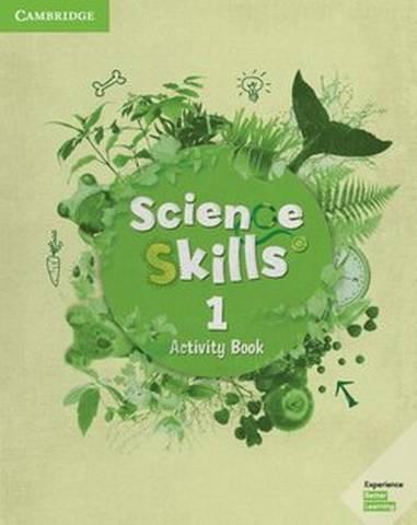 Cambridge Science Skills 1 Activity Book with Online Activities -  - 9781108562645