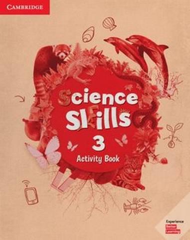 Cambridge Science Skills 3 Activity Book with Online Activities -  - 9781108562676