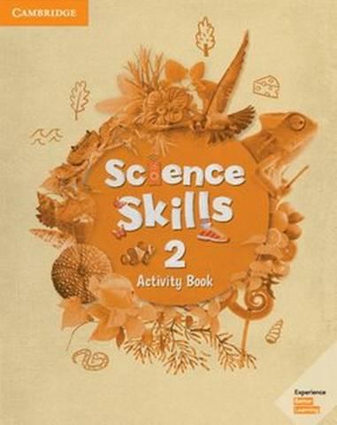 Cambridge Science Skills 2 Activity Book with Online Activities -  - 9781108656702