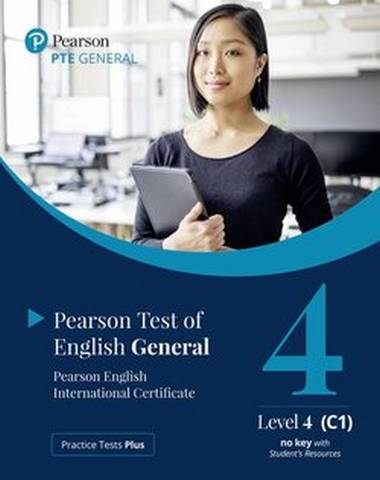 Practice Tests Plus PTE (Pearson Test of English) General C1-C2 Paper Based Test without Key with App & Internet Access -  - 9781292353432