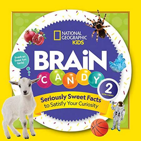 Brain Candy 2 - National Geographic Kids - 9781426338861