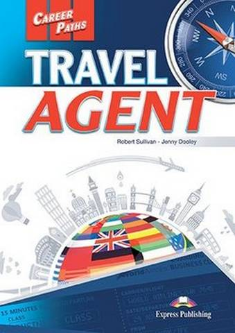Career Paths: Travel Agent Student's Book with Digibook App (Includes Audio & Video) -  - 9781471580819