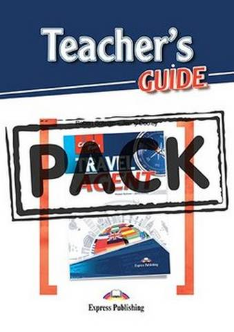 Career Paths: Travel Agent Teacher's Pack (Teacher's Guide