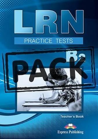 LRN Practice Tests B2 Teacher's Book with Digibook App -  - 9781471582714
