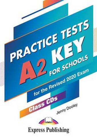 A2 Key for Schools (KET4S) Practice Tests Class CDs (5) -  - 9781471585265