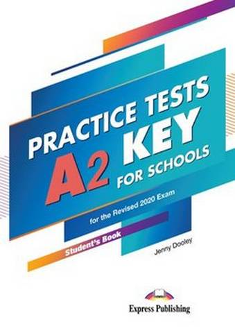 A2 Key for Schools (KET4S) Practice Tests Student's Book with Digibooks App -  - 9781471585326