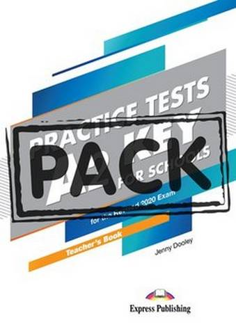 A2 Key for Schools (KET4S) Practice Tests Teacher's Book with Digibooks App -  - 9781471585333