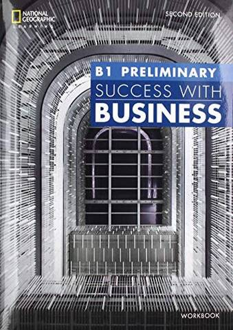 Success with Business (BEC) (2nd Edition) B1 Preliminary Workbook -  - 9781473772472