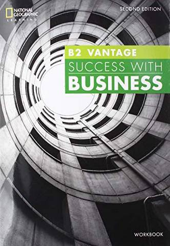 Success with Business (BEC) (2nd Edition) B2 Vantage Workbook -  - 9781473772489