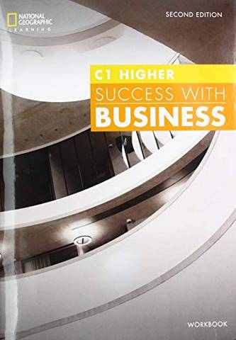 Success with Business (BEC) (2nd Edition) C1 Higher Workbook -  - 9781473772496
