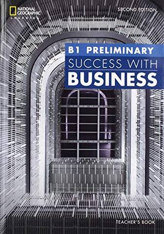 Success with Business (BEC) (2nd Edition) B1 Preliminary Teacher's Book -  - 9781473772502