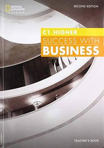 Success with Business (BEC) (2nd Edition) C1 Higher Teacher's Book -  - 9781473772526