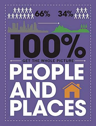 100% Get the Whole Picture: People and Places - Paul Mason - 9781526308542