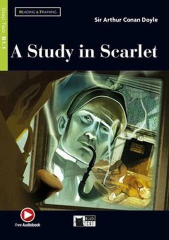 BCRT2 A Study in Scarlet with Digital Resources - Arthur Conan Doyle - 9788853019387