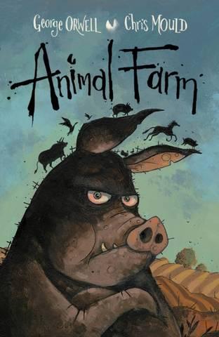 Animal Farm (Illustrated Edition) - George Orwell - 9780571366705
