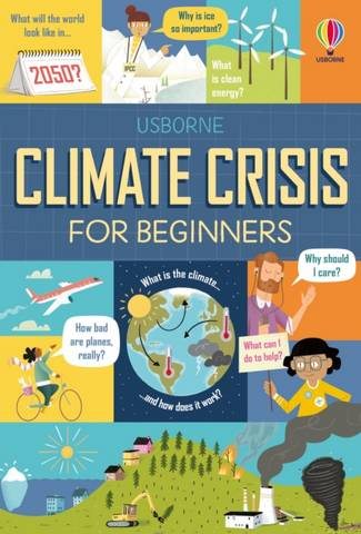 Climate Crisis for Beginners - Andy Prentice - 9781474979863