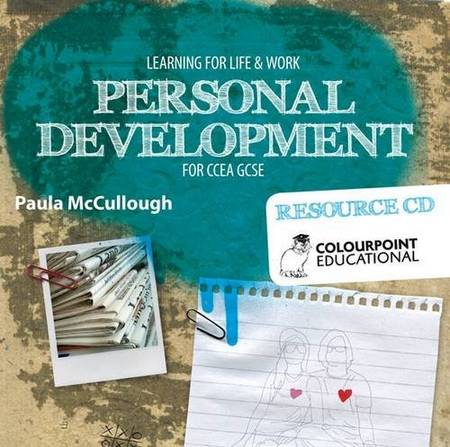 Learning for Life and Work - Personal Development for CCEA GCSE: Resource CD - Paula McCullough - 9781780730233