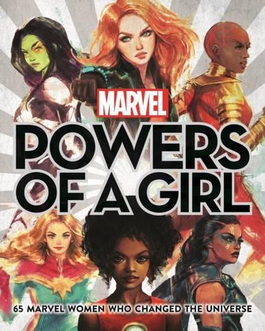 Marvel: Powers of a Girl - Lorraine Cink - 9781787415553