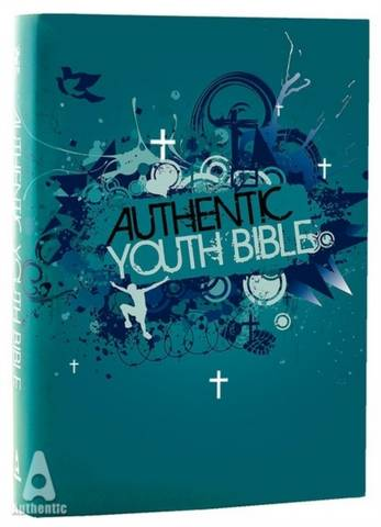 ERV Authentic Youth Bible Teal - Bible League International - 9781860248191
