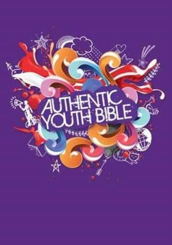 ERV Authentic Youth Bible Purple - Bible League International - 9781860248214