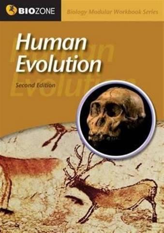 Human Evolution Modular Workbook - Pryor Greenwood - 9781877462993