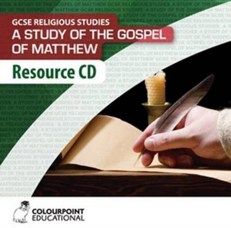 A Study of the Gospel of Matthew: Resource CD for CCEA GCSE Religious Studies - Juliana Gilbride - 9781906578695