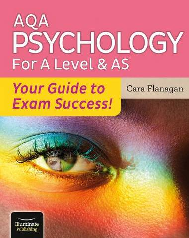 AQA Psychology for A Level & AS - Your Guide to Exam Success! - Cara Flanagan - 9781913963071