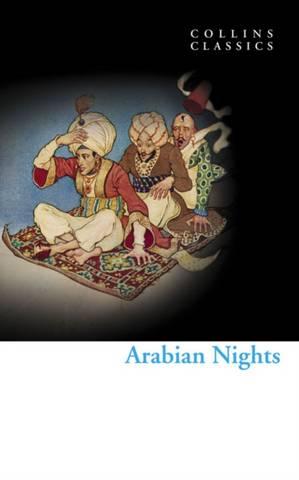 Collins Classics: Arabian Nights - Sir Richard Burton - 9780007420100