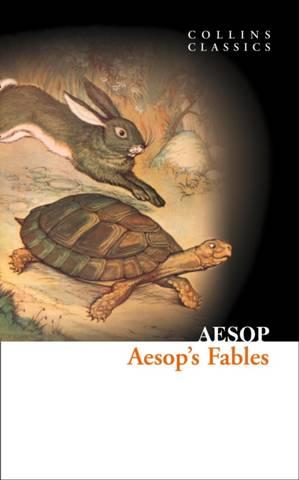 Collins Classics: Aesop's Fables - Aesop - 9780007902125