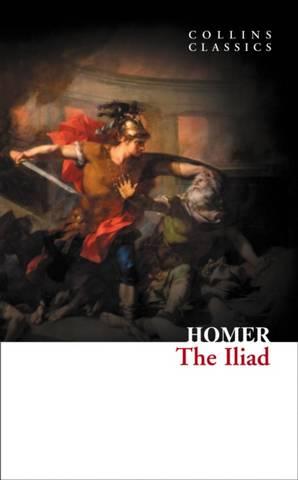 Collins Classics: Iliad - Homer - 9780007902149