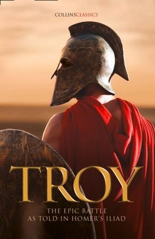 Collins Classics: Troy - Homer - 9780008275952