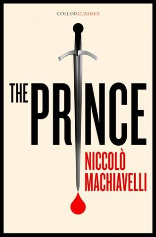 Collins Classics: Prince - Niccolo Machiavelli - 9780008296506