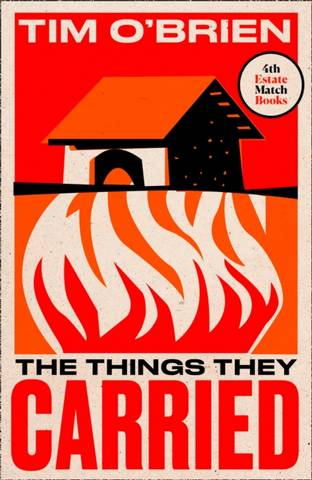 4th Estate Matchbook Classics: Things They Carried - Tim O'Brien - 9780008329693