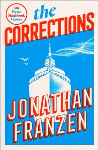 4th Estate Matchbook Classics: Corrections - Jonathan Franzen - 9780008329709