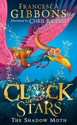 A Clock of Stars: The Shadow Moth - Francesca Gibbons - 9780008355050